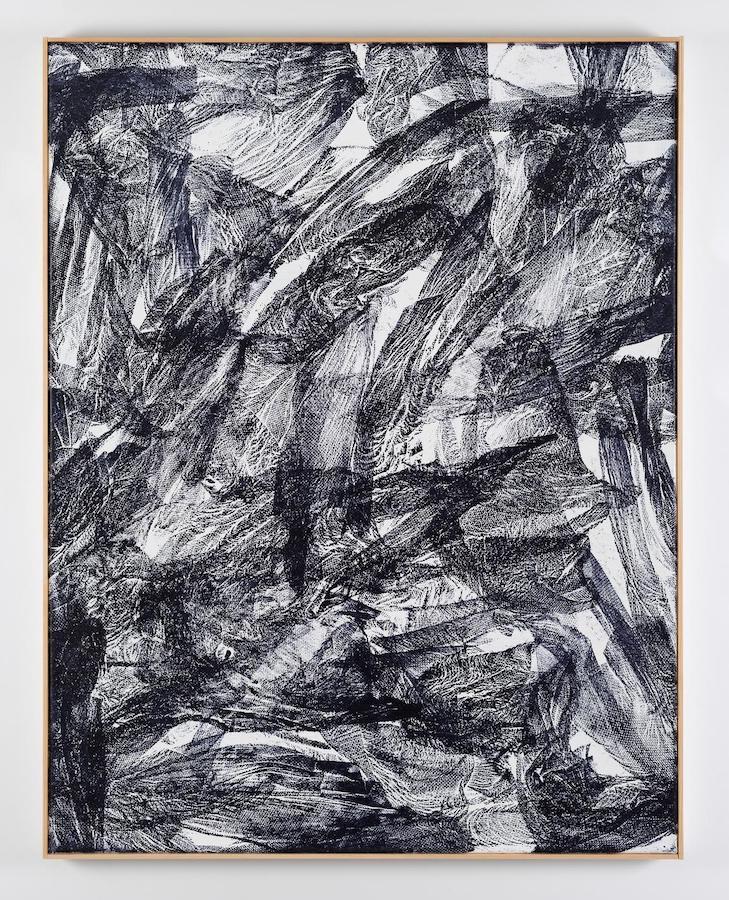 Jan Pleitner,Untitled,2021, oil on canvas, 91.5 x 71.5 cm / 36 x 28.1 in   Jan Pleitner: cooling break   Saturday 17 July – Saturday 7 August 2021   Kerlin Gallery