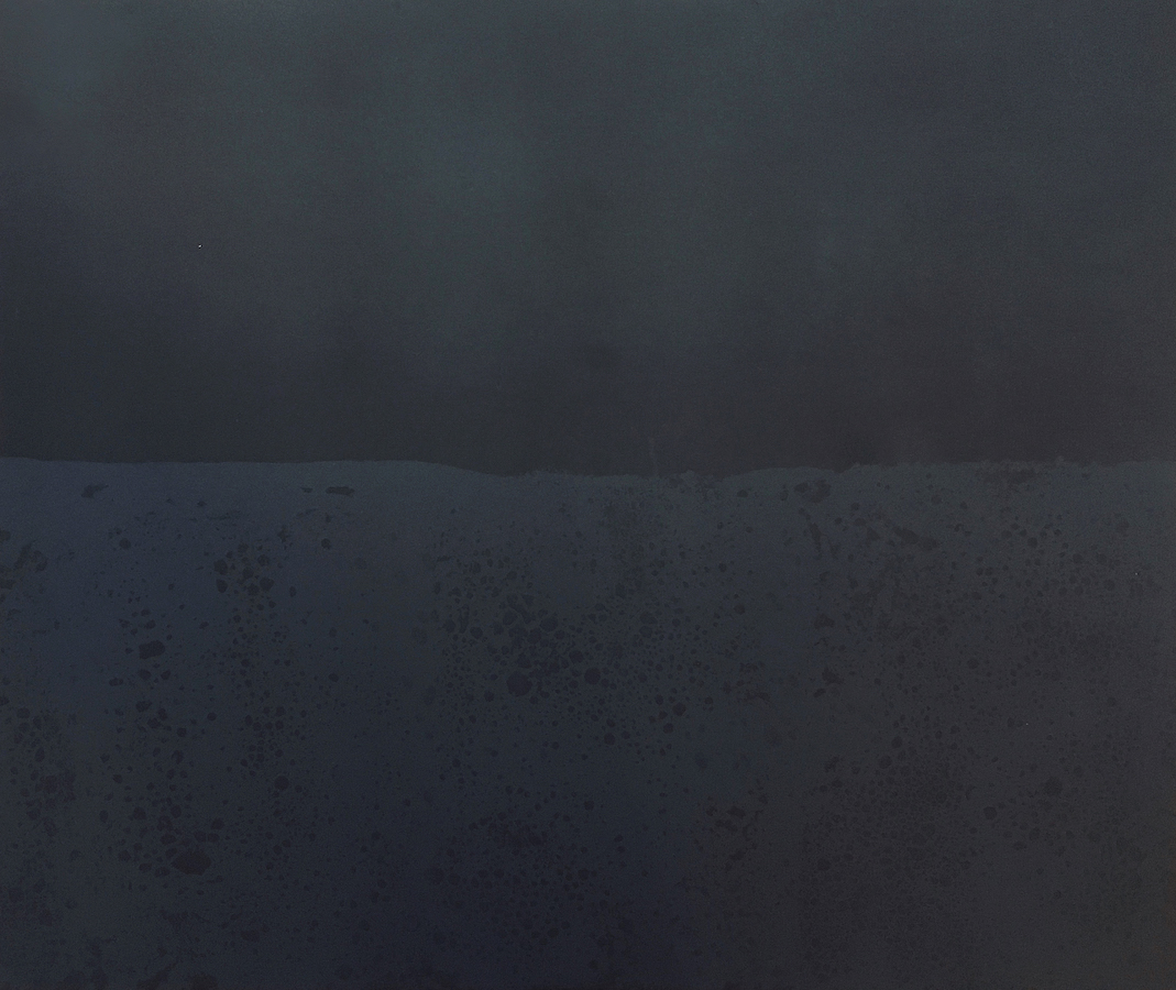 Mateja Šmic: Crepuscule 2, 52 x 61.5 cm (paper size), etching   Silence   Saturday 18 September – Saturday 23 October 2021   Graphic Studio Gallery