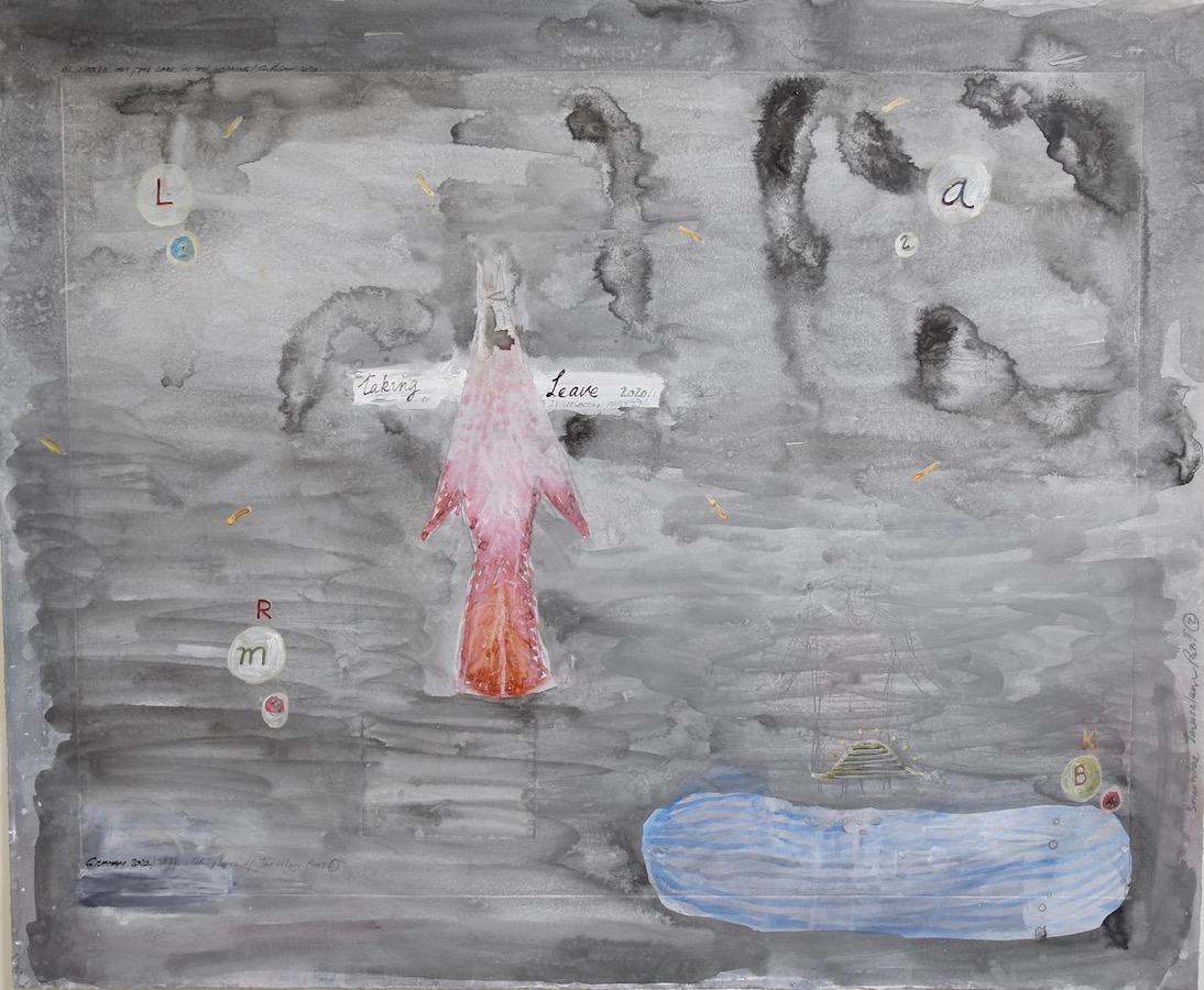 Patrick Graham: Taking Leave | Thursday 21 October – Saturday 20 November 2021 | Hillsboro Fine Art