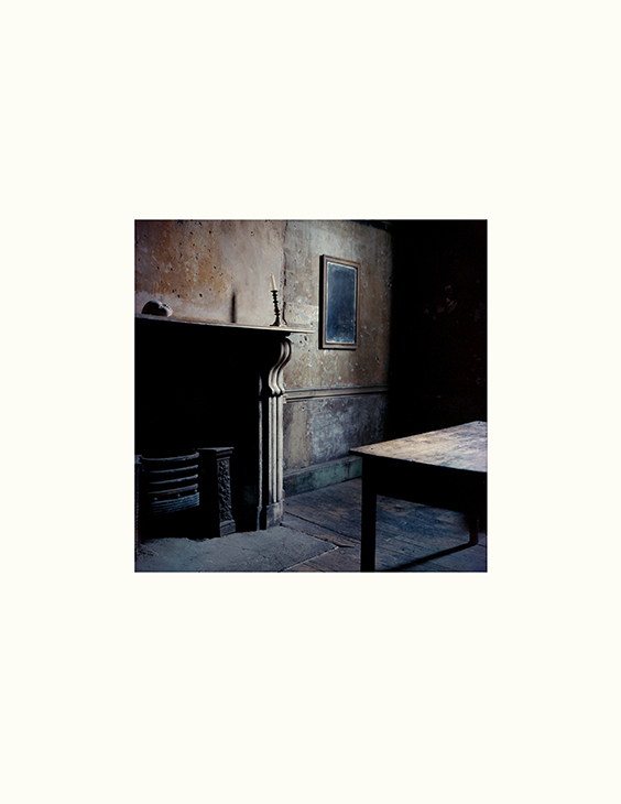 Simon Watson, Portrait of a House, Archival Print, 558mm x 431mm (unframed), 2013-2020 | Simon Watson: Portrait of a House | Thursday 14 October – Sunday 31 October 2021 | Kevin Kavanagh